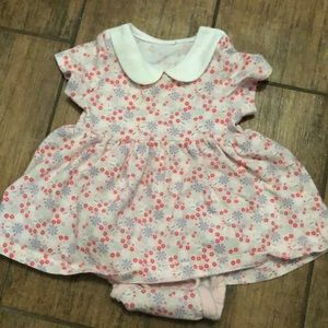 H&M Baby Girl summer dress - size 0-3M